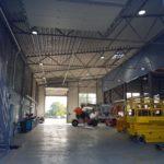 Электромонтажные работы на бизнес площадях и складах