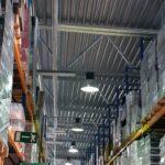 Электромонтажные работы на складе и бизнес площадях