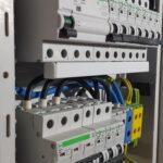 Реновация сборка и установка электрощита